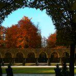Herbstsymmetrie...
