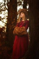 Herbstwaldelfe