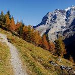 Herbstwanderung ...