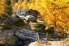 Herbstwanderung in Südtirol