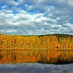 Herbstwasserspiegel