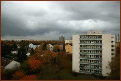 Herbstwolkenstimmung