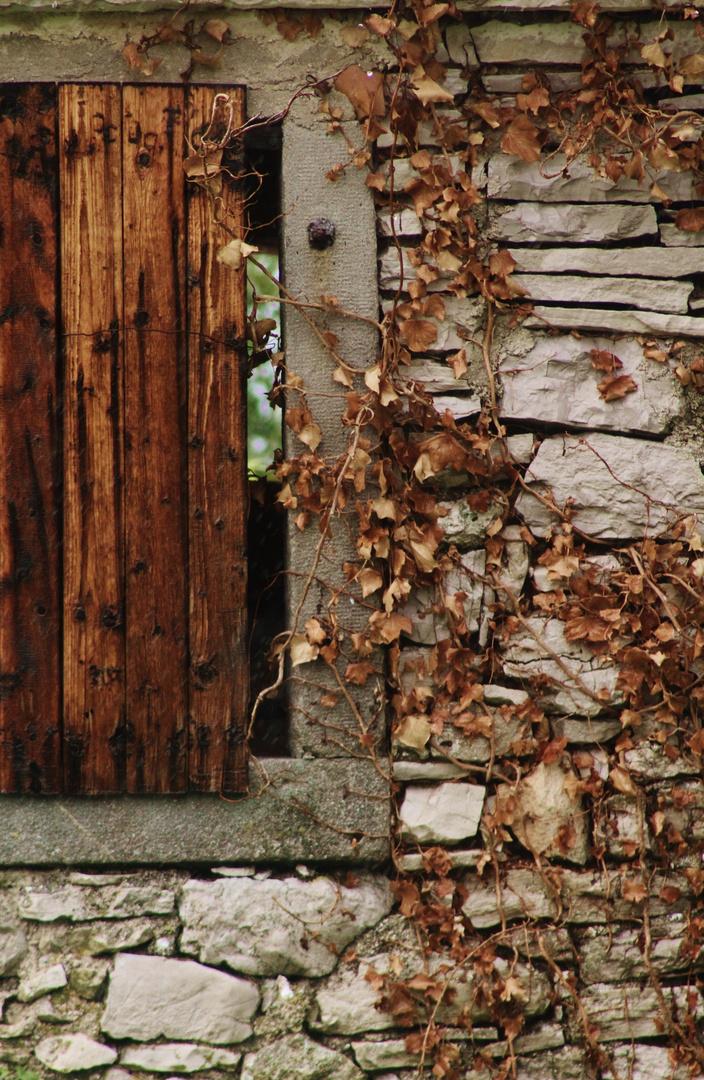 Herbstzeichen in Kroatien