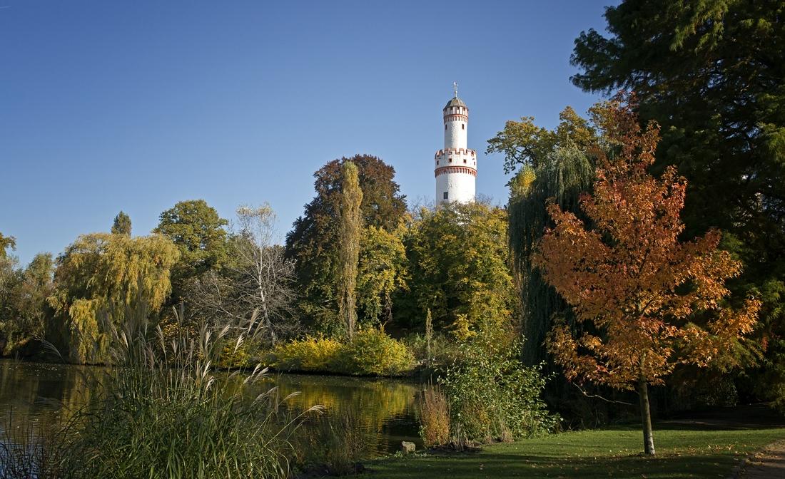 Herbstzeit in Bad Homburg
