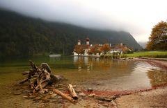 Herbtsstimmung am Königssee