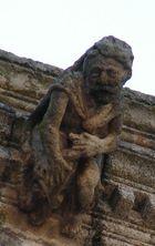 Hércules. Gárgola de la Catedral de Coria. (Cáceres)