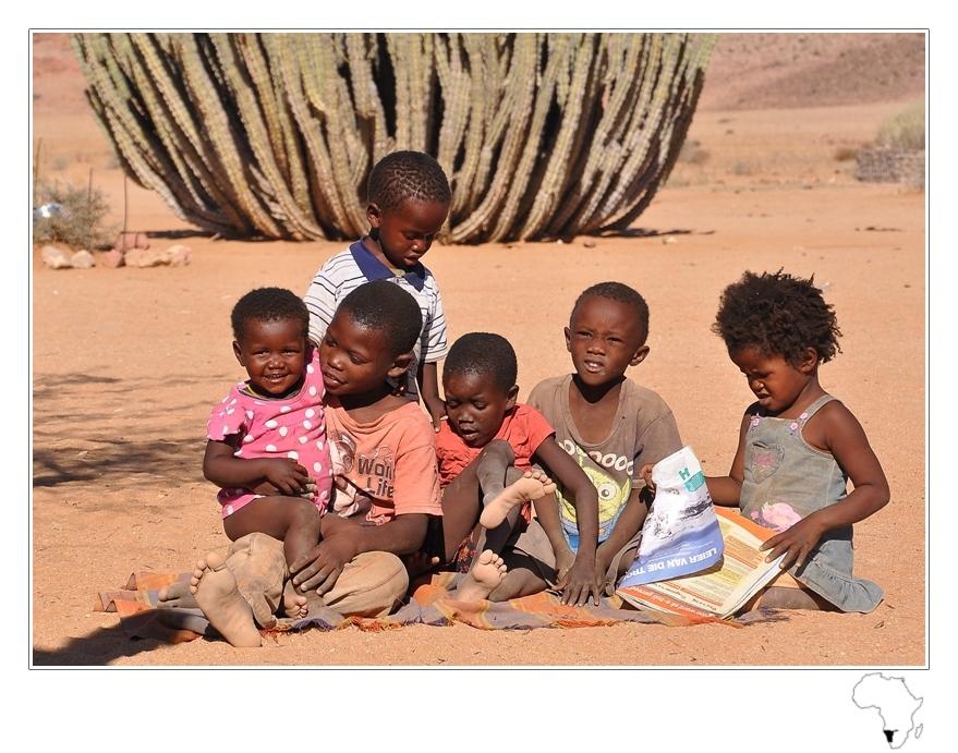 Herero kids..