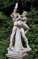 Herkules und Antaeus