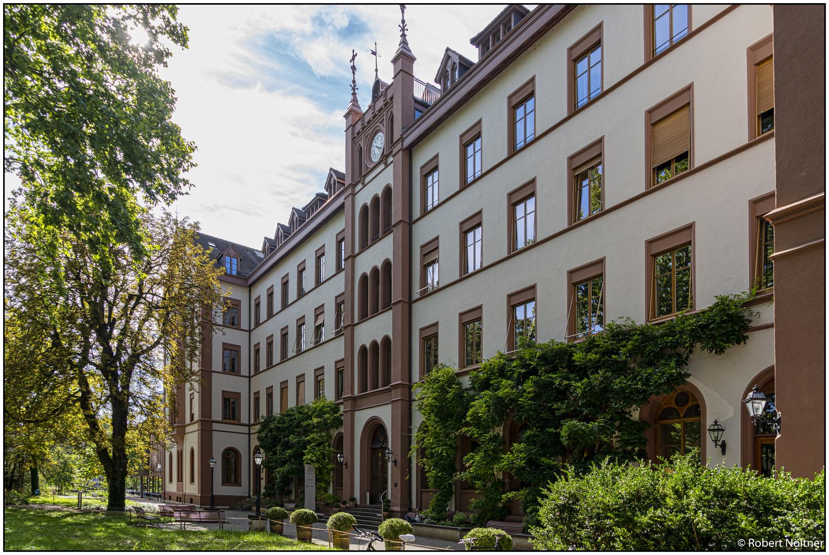 Hermann Hesse und Basel