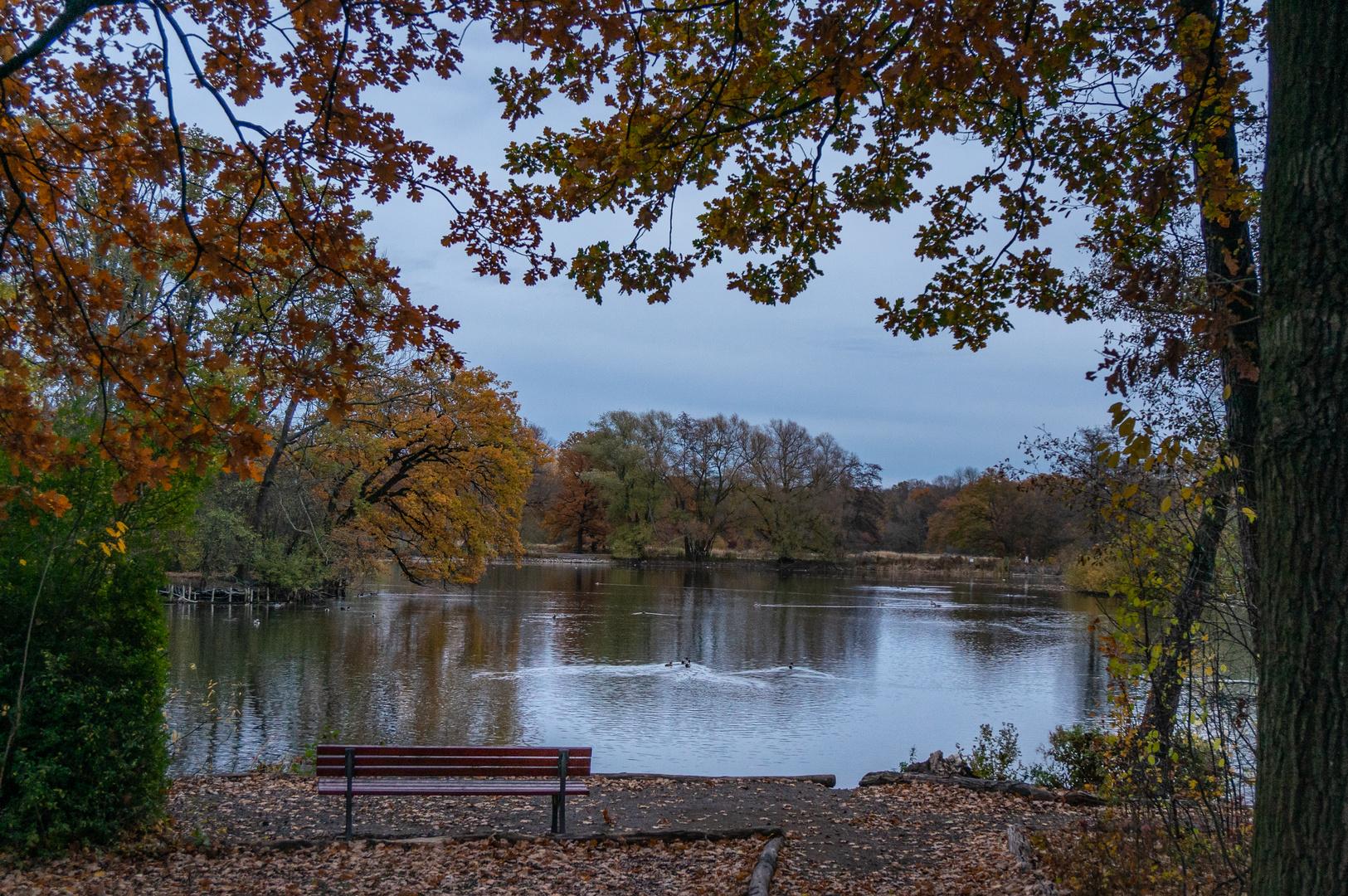 Hermann Löns Park II - Hannover