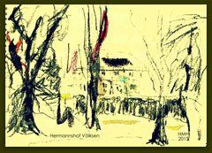 Hermannshof Skizze 1