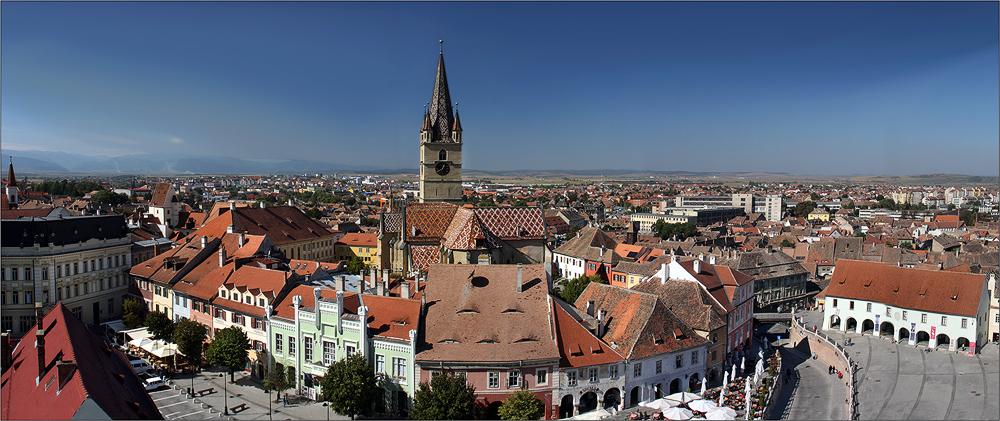 File:Hermannstadt, Kleiner Ring 1.jpeg - Wikimedia Commons  |Hermannstadt