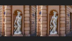 Hermes in Leipzig (3D