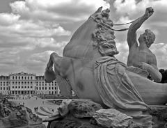 Herr bitte kein Gewitter über Wien