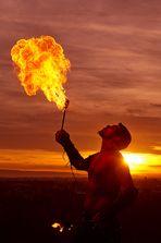 Herr des Feuers - Firestarter