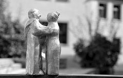 Herr Luther und seine Frau