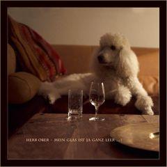 Herr Ober - mein Glas ist ja ganz leer...!