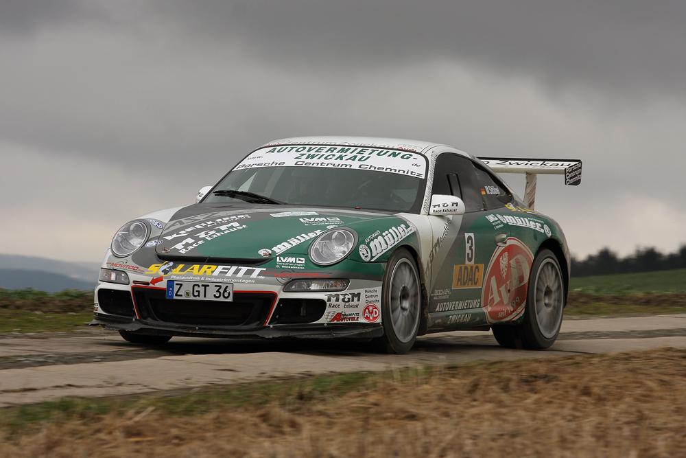 """Herr """"Porsche"""" Stölzel"""