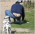 Herr und Hund :-)