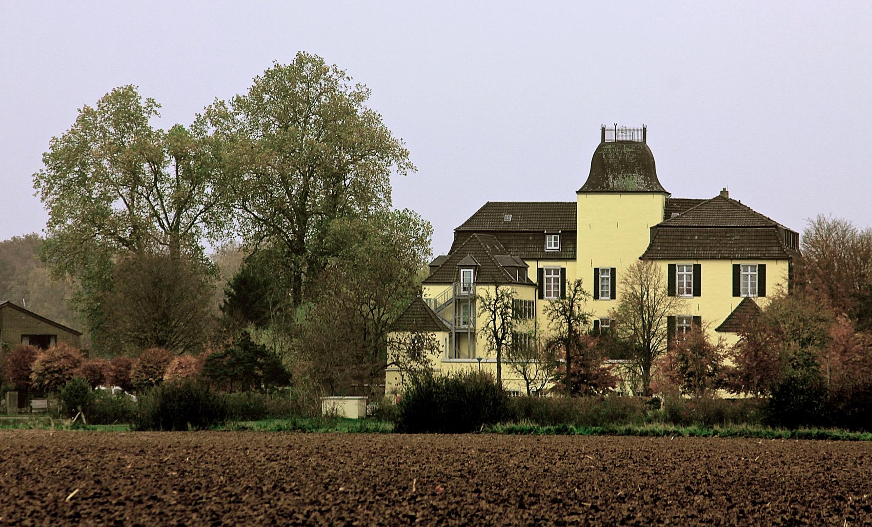 Herrenhaus am Niederrhein