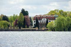 Herrenhaus auf der Königsklinger Aue