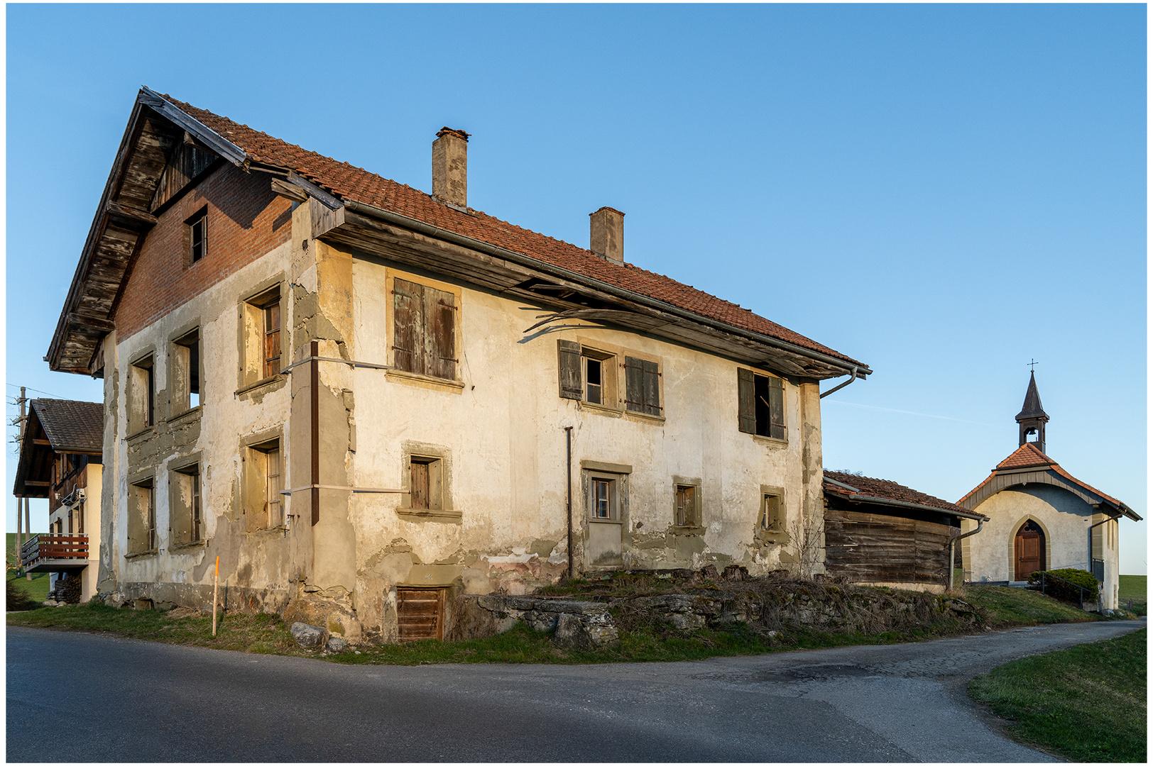 Herrenhaus auf der Matte