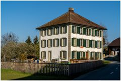 Herrenhaus in Elswil