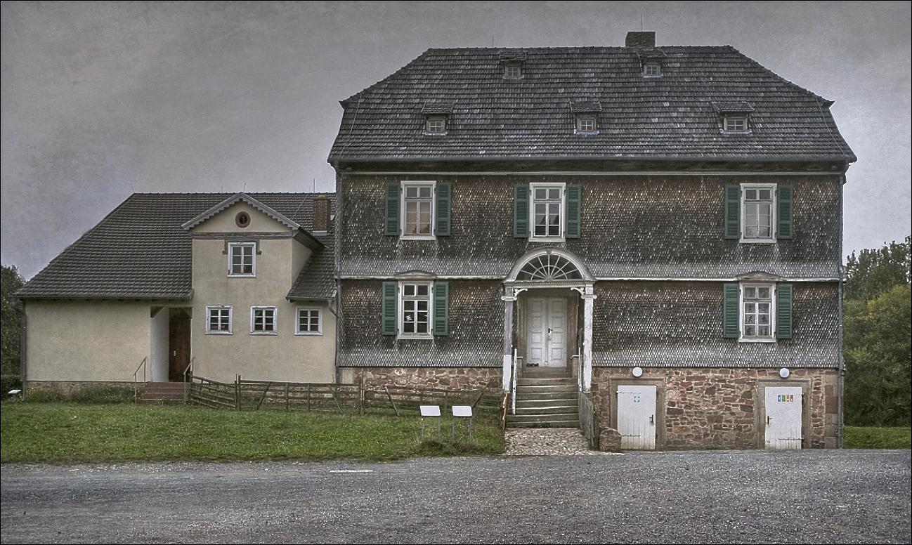 ~~Herrenhaus wie Dazumal~~