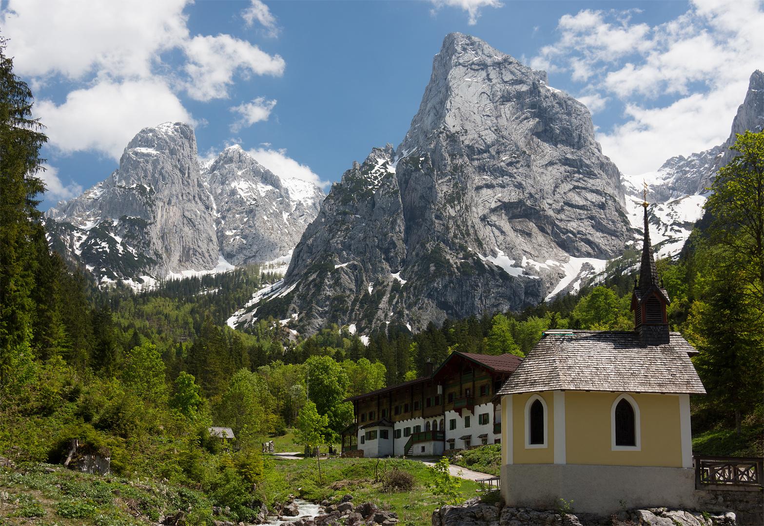 Herrliche Berge Foto & Bild   natur, österreich, landschaft Bilder auf fotocommunity