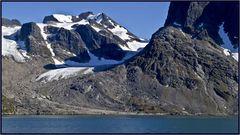 Herrliche Fjordlandschaft (Grönland)