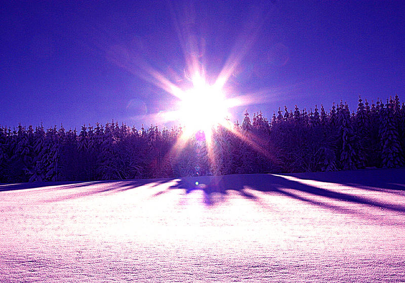 Herrliche Winterlandschaft 02