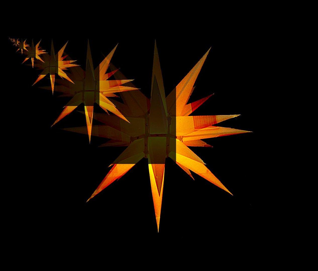 Herrnhuter Sternenserie