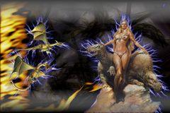 Herrscherin der Drachen