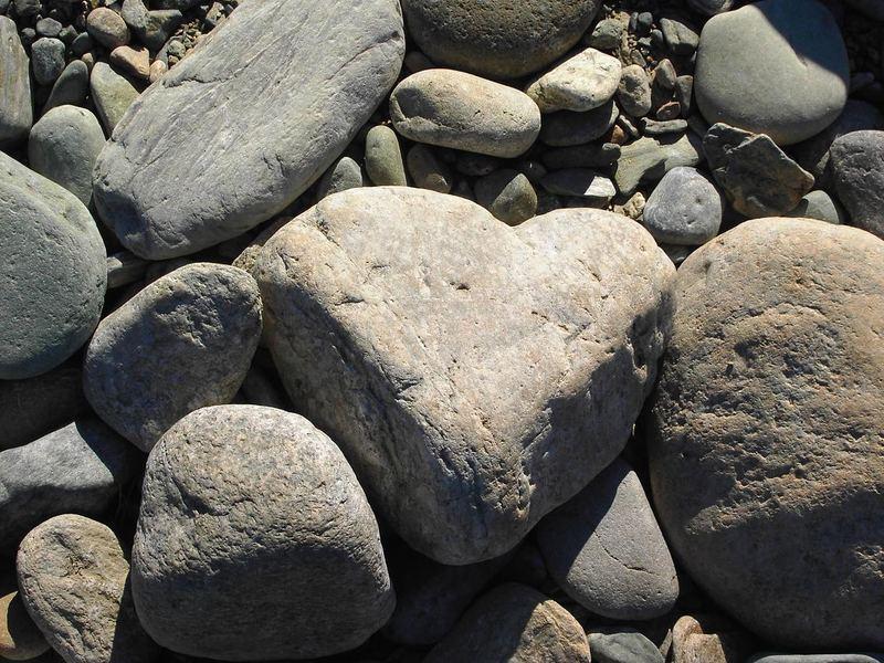 Herz aus Stein - Heart from Stone