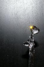 Herz aus Wasser
