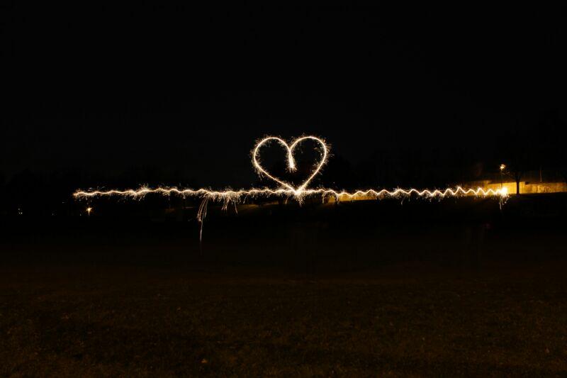 Herz der Lichte