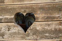 Herz im Holz, Herz aus Holz