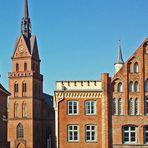 Herz-Jesu-Kirche in Lübeck - Parade
