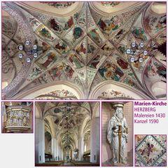 Herzberg · Marien-Kirche