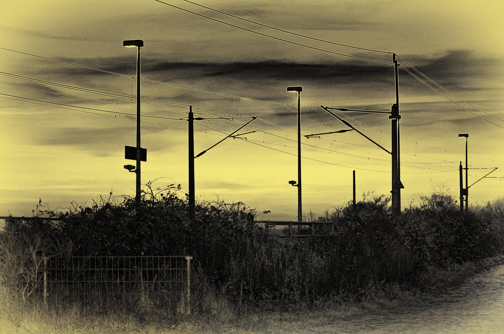 Herzhorn Bahnhof