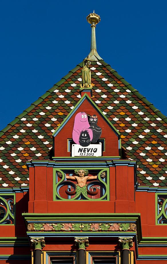 Herzlich Willkommen, Nevio