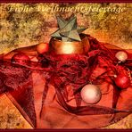 Herzliche Weihnachtsgrüße