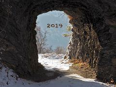 Herzliche Wünsche fürs 2019!  -  Bonne année 2019!