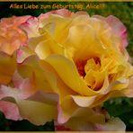 Herzlichen Glückwunsch, Alice
