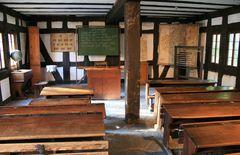 Hessenpark: Das alte Schulhaus