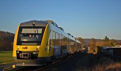 Hessische Landesbahn Gießen - Fulda