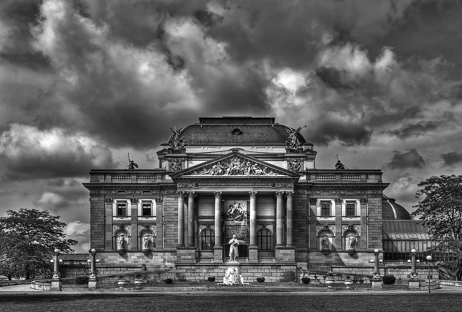 Hessische Staatstheater in Wiesbaden