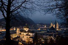 heute Abend in Salzburg