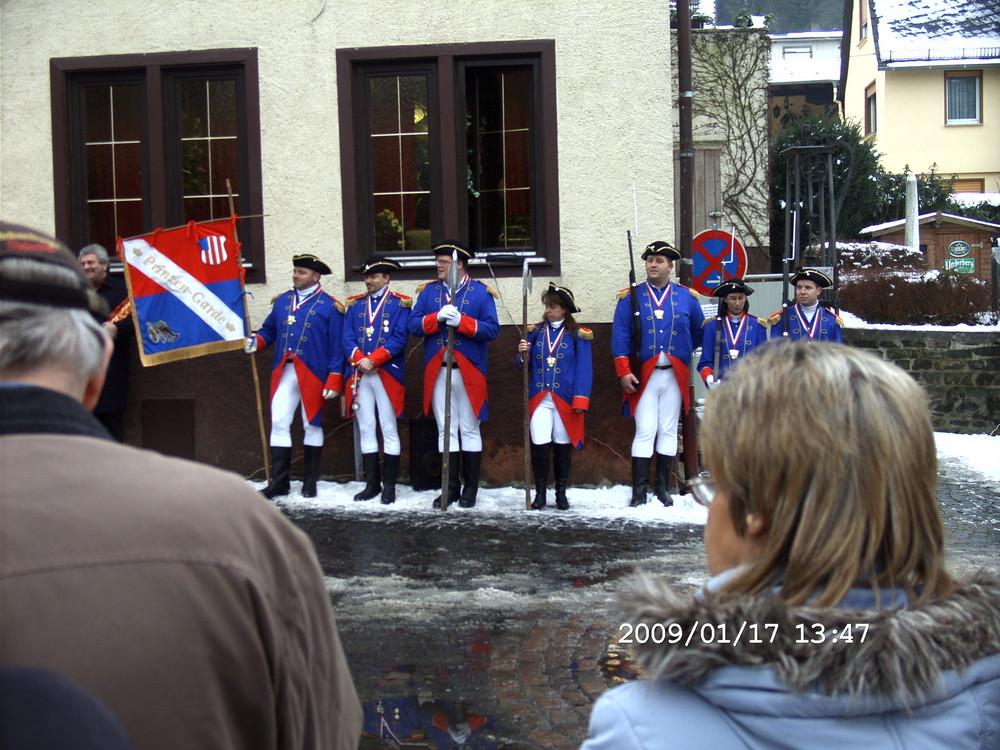 Heute am Runkler Schloßplatz (3)