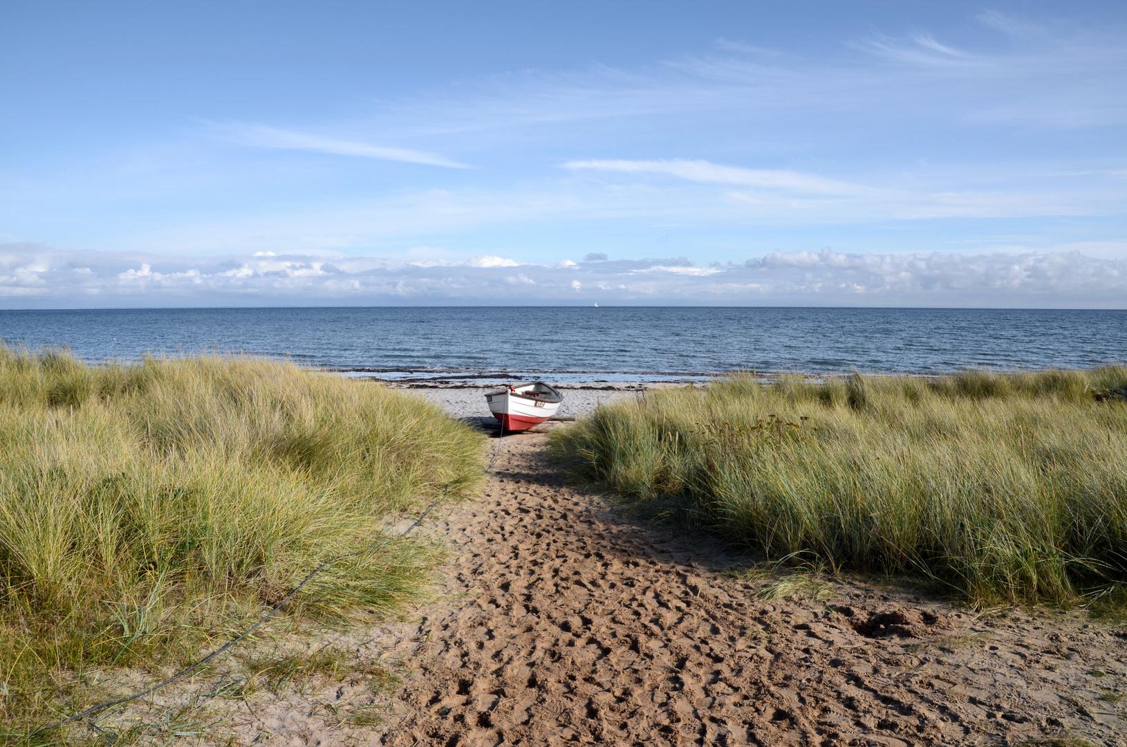 heute an der Ostsee